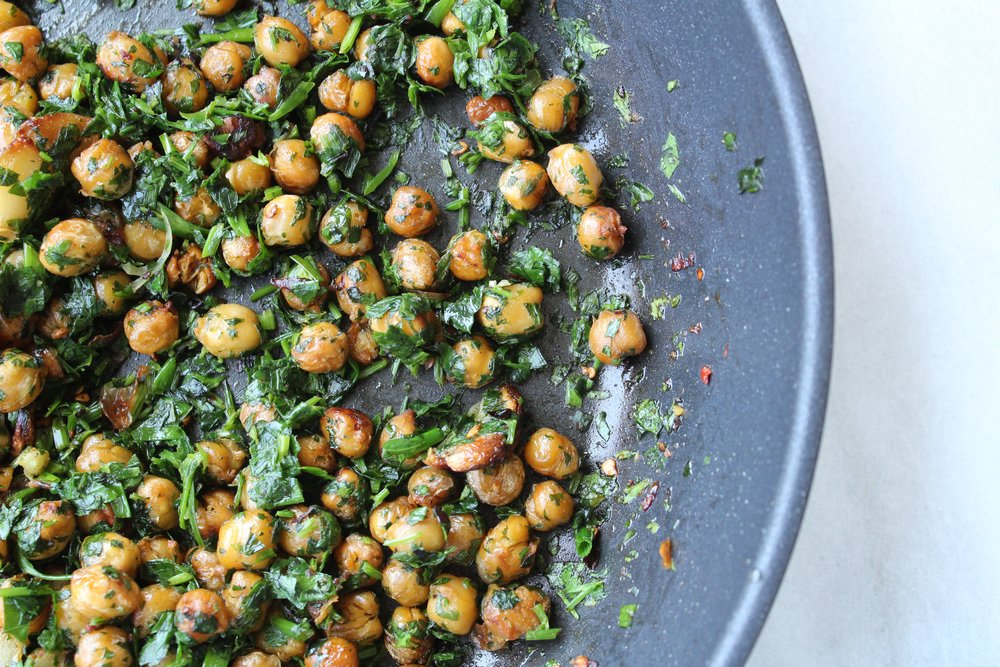 pan-of-chickpeas