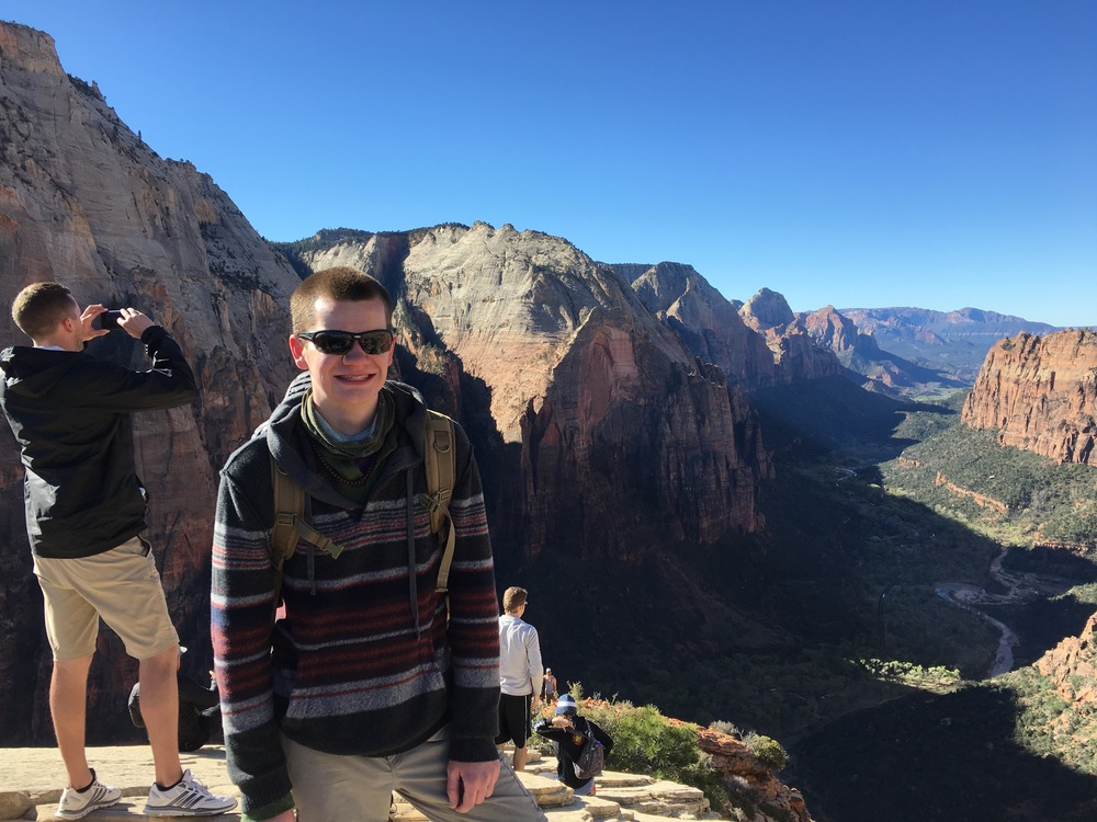 Angel's Landing Peak