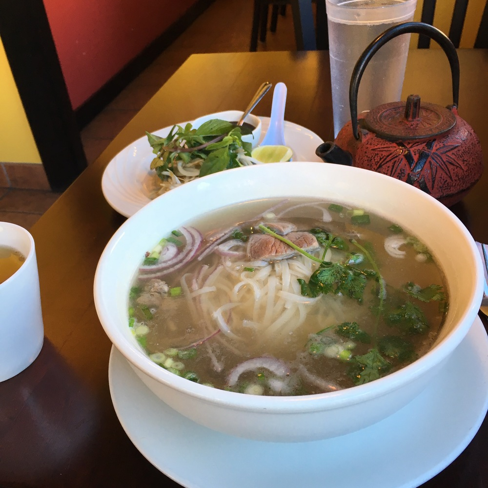 Pho from Thai Sapa