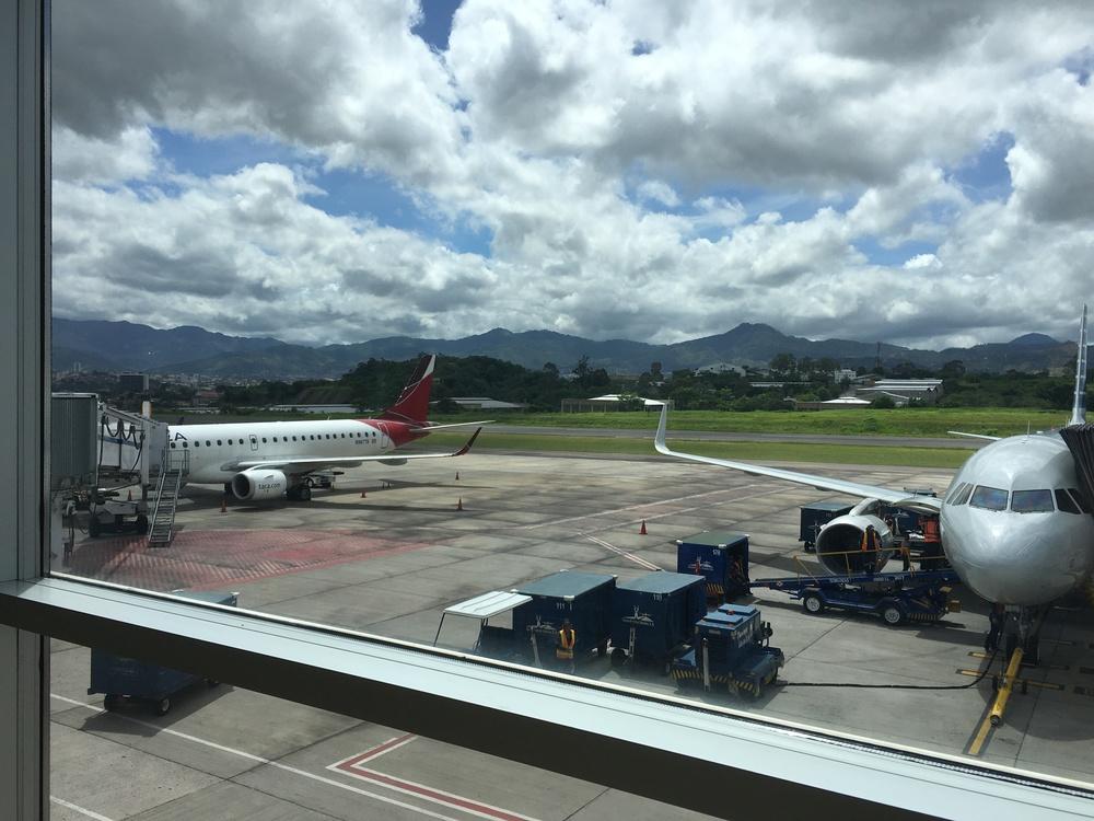 Tegucigalpa International Airport