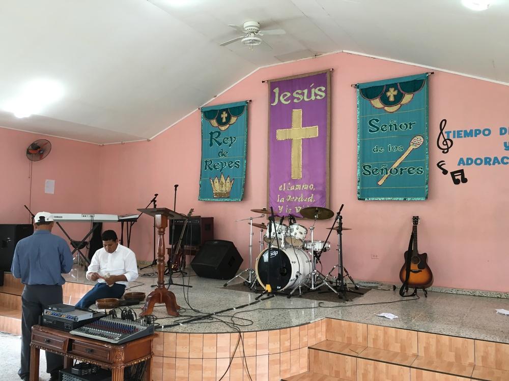 Noah's Ark Church