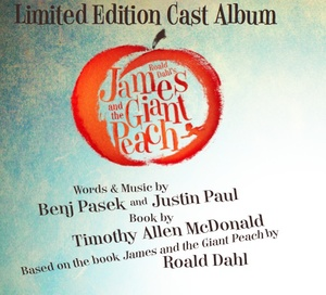 James and the Giant Peach album image