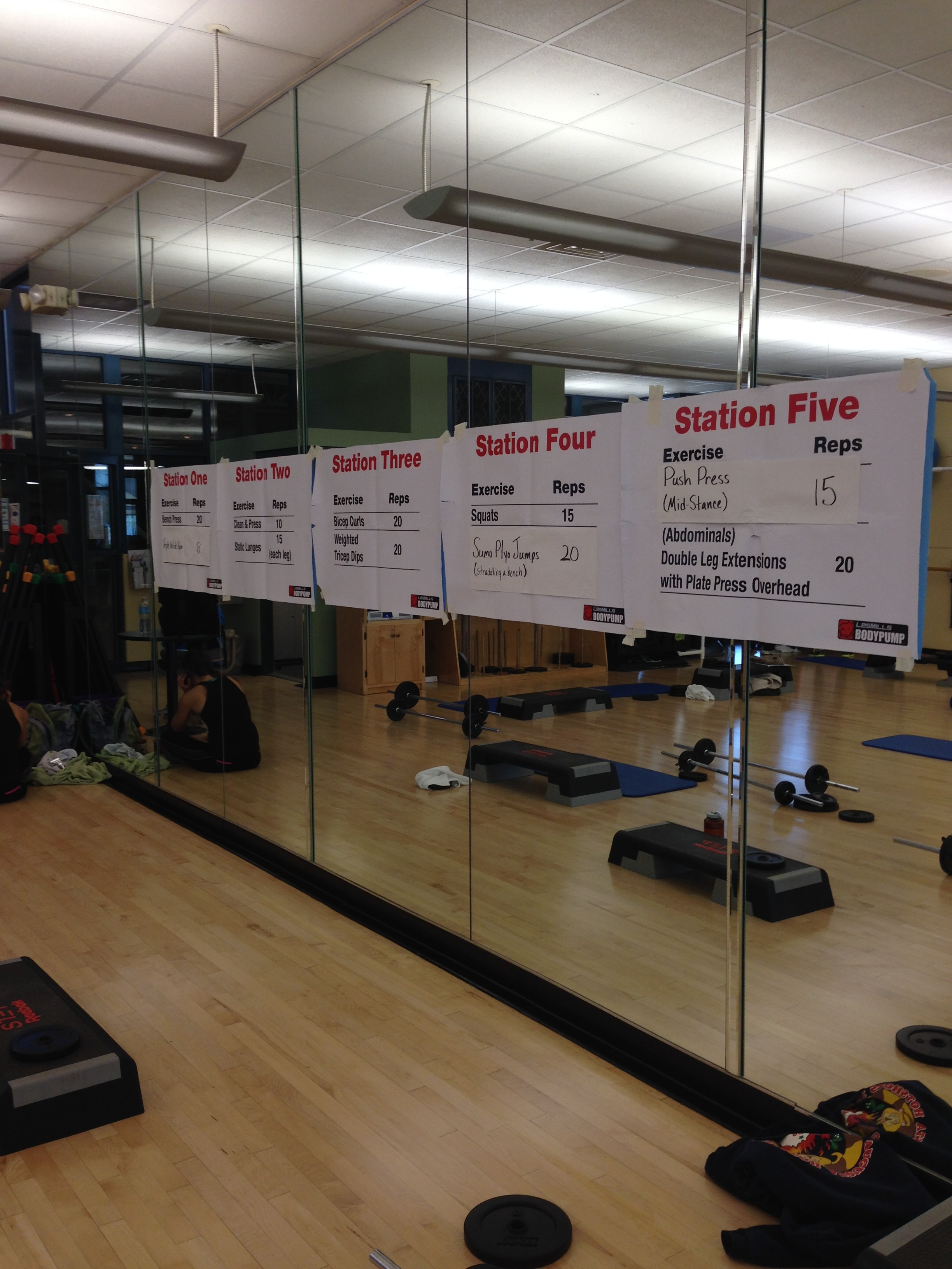 The BodyPump Challenge!