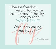 I'm hoping I fly