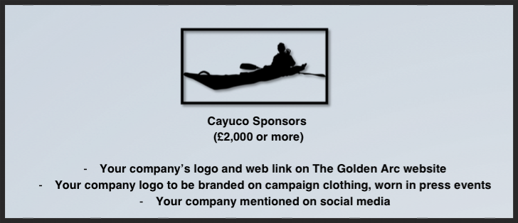 Cayuco - a canoe for recreational sports, racing or transportation.