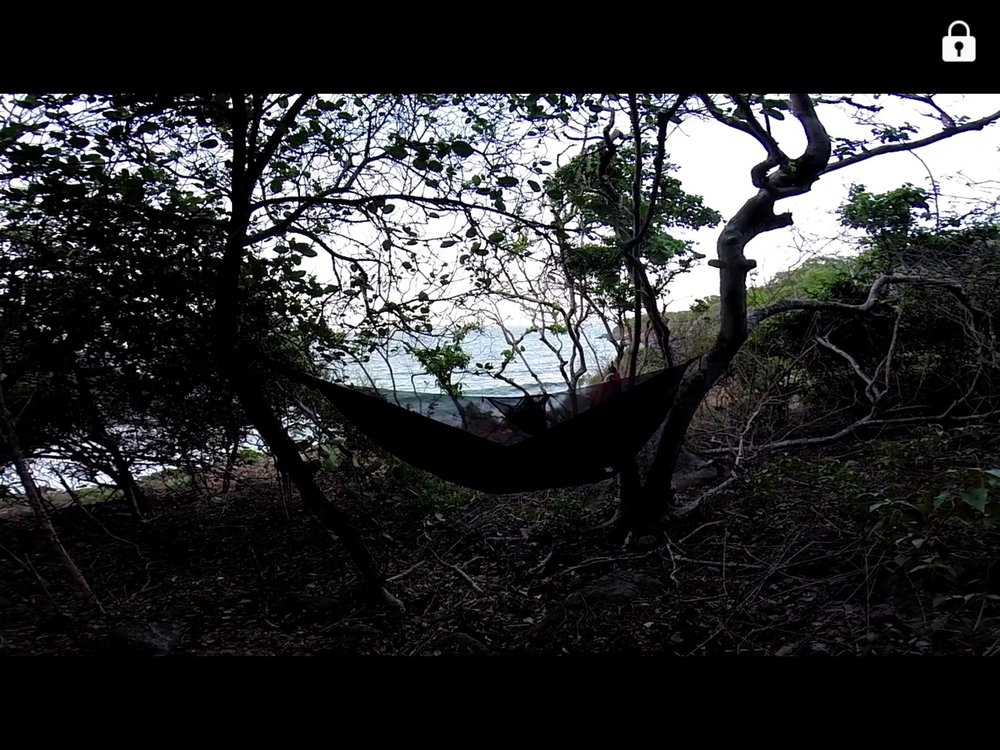 Hennessy Hammock on Northern coast of Canouan