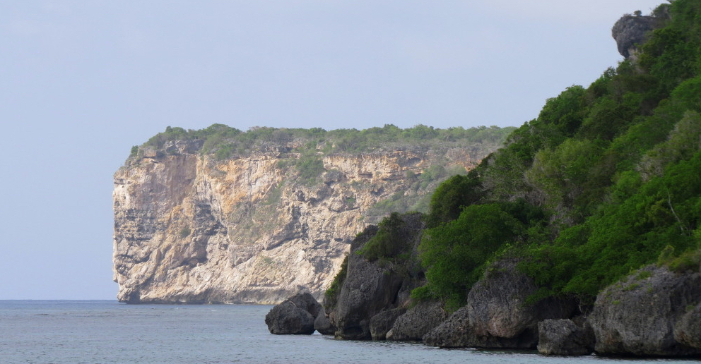 Cliffs of Mona Island