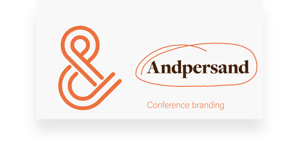 ampersand-conference-branding