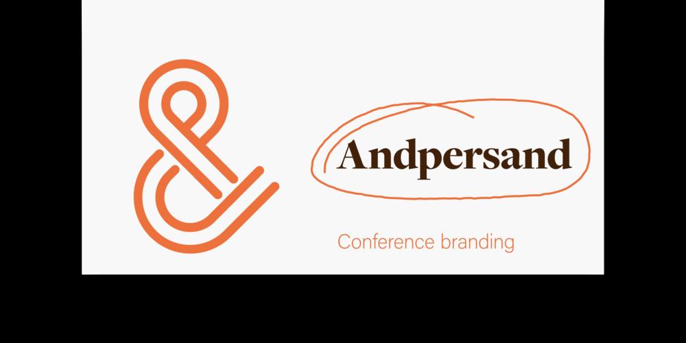 ampersand-conference-branding