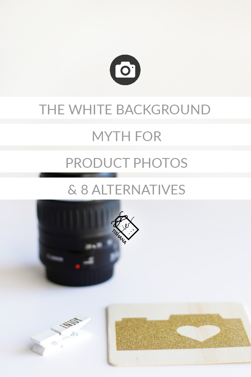 The White BackgroundMyth ForProduct Photos - & 8 Alternatives