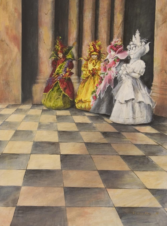 Four Seasons - Venice Carnival