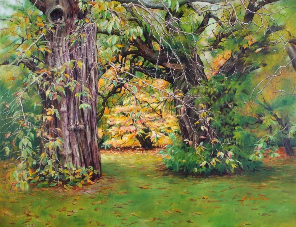 Autumn in Sheffield Park