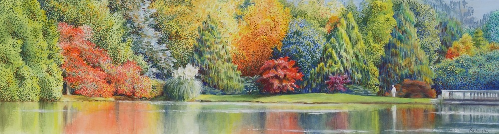 Sheffield Park, Autumn