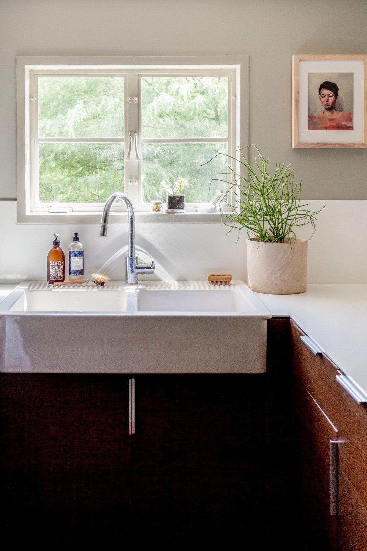 My friend Chelsea's Kitchen Sink!