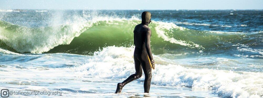 Tofino surf bodysurf compass handplane sapele fish