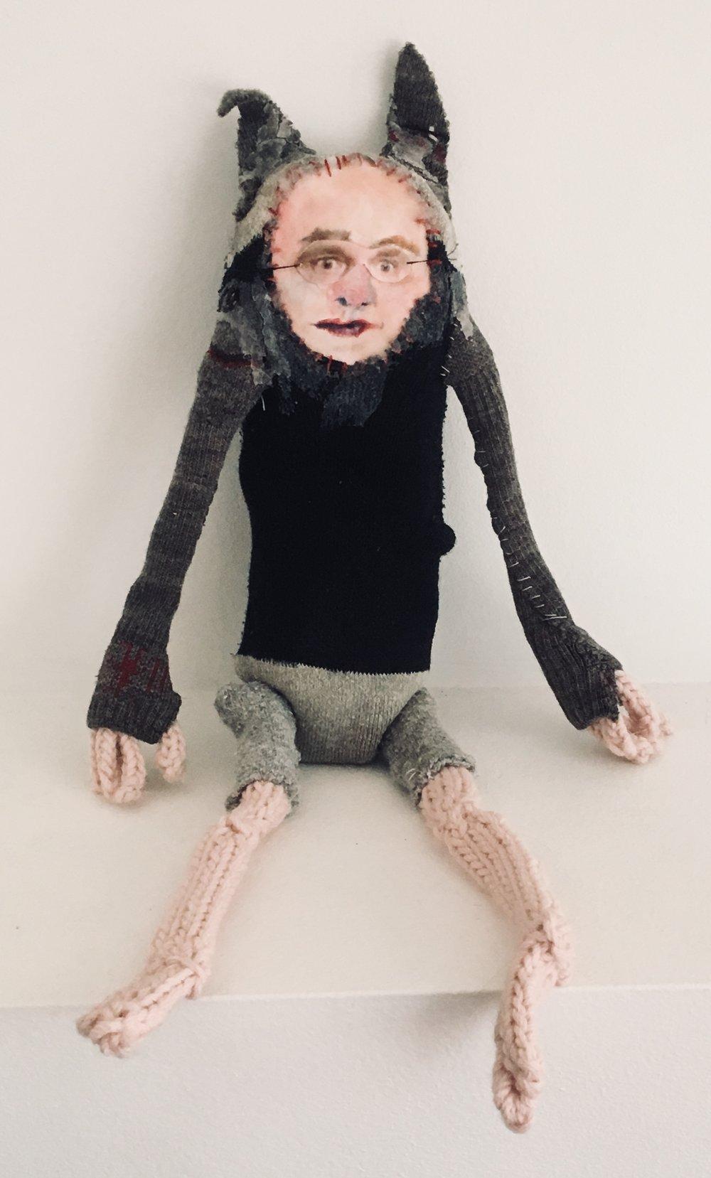 Gender Fluid doll series, Chris