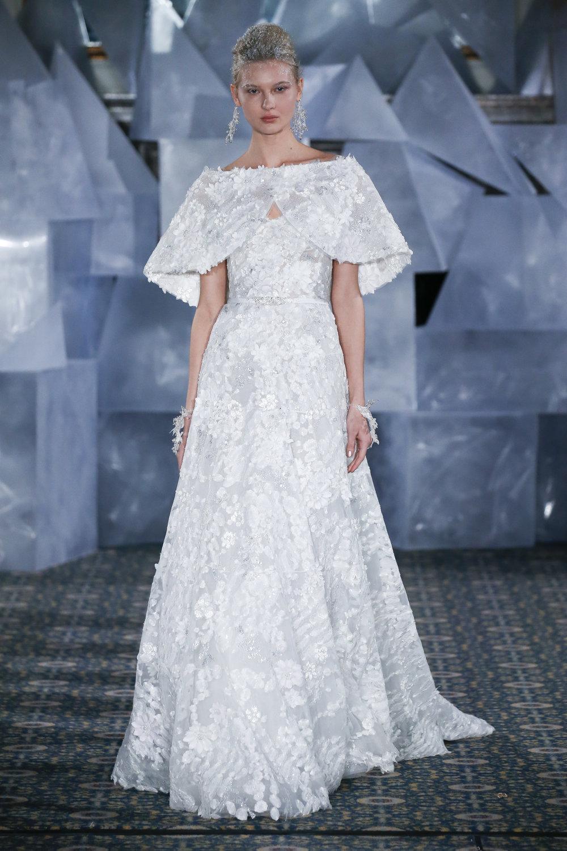 Mira Zwillinger - Spring 2019 - New York Bridal Fashion Week