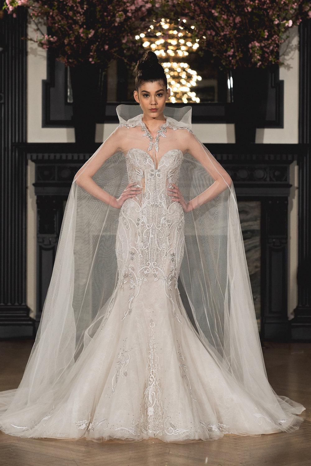 Ines Di Santo - Spring 2019 - New York Bridal Fashion Week