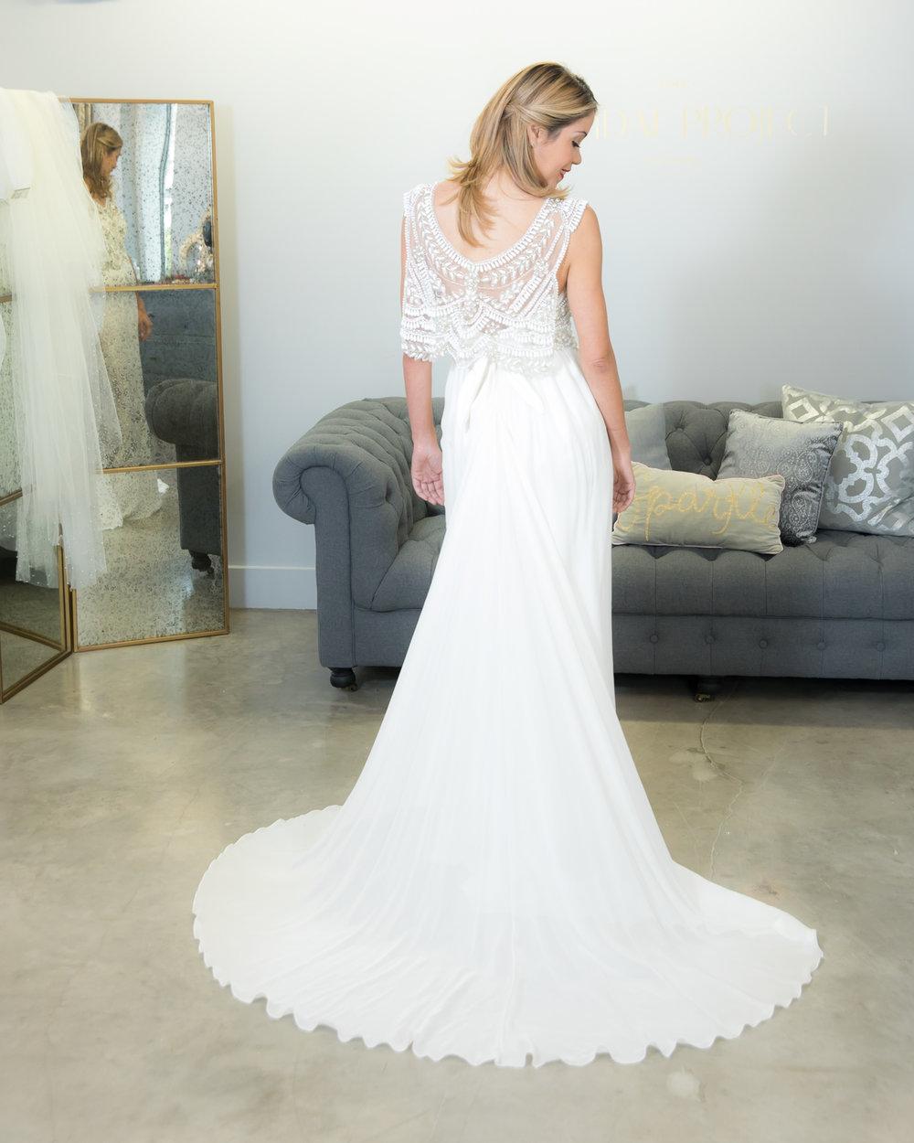 Vestido de novia Madison de Anna Campbell