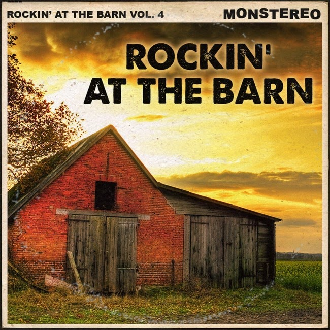 Various Artists (incl. Lisa & Her Kin) - Rockin' at the Barn, Vol. 4 Dusty Records, 2004 Pete on bass
