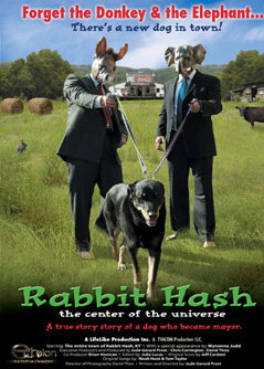 Various Artists (incl. National Anthem) - Rabbit Hash (soundtrack) Movie released 2006 Producer: Pete Ficht Pete on lead vocals, guitar and songwriting
