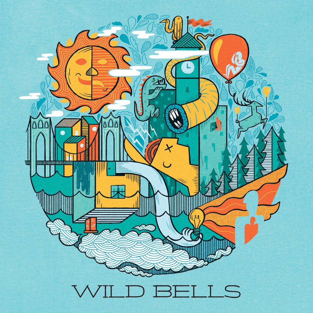 Wild Bells - Wild Bells Self-released, 2013 Producer: Tony Lash Pete on lead vocals, guitar and songwriting