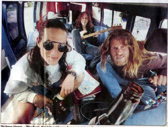 House Levelers, 1992