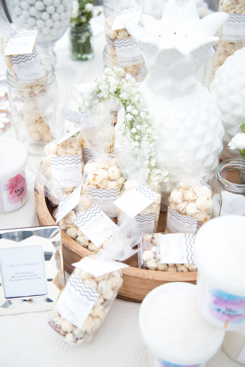 seeing pics from the most amazing #bloomingenblanc party in the Hamptons  hosted by my gals  Lauren Nelson ,  Crowns by Christy  and  Fashionable Hostess . See the full article in  Hamptons Magazine