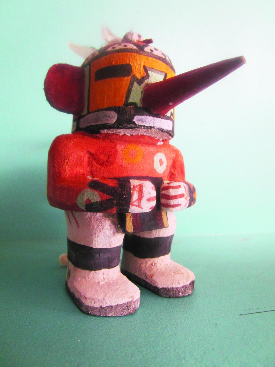 Hopi Katsina Doll