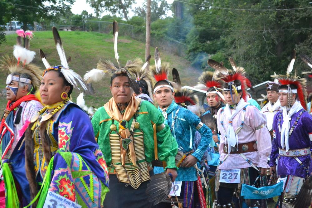 Quapaw tribal Powwow