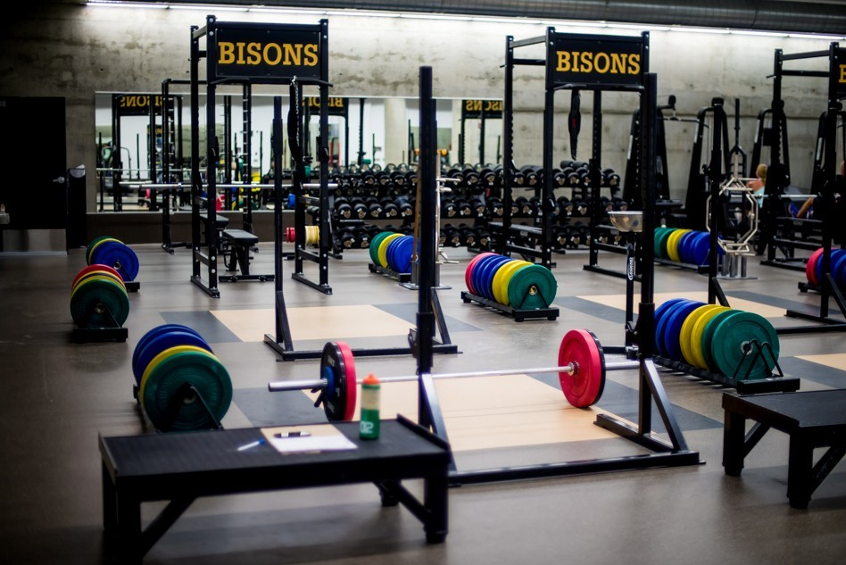 High Performance Training Centre @ U of M (I fell in LOVE when I was there)