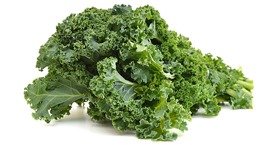 $1.68/bundle of kale (this bundle is enough for 4 servings)