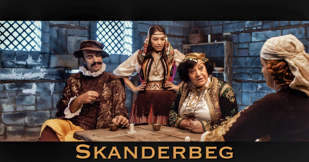 Skanderbeg TV Series