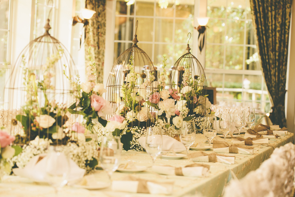 Vintage Garden Themed Baby Shower A Day To Remember