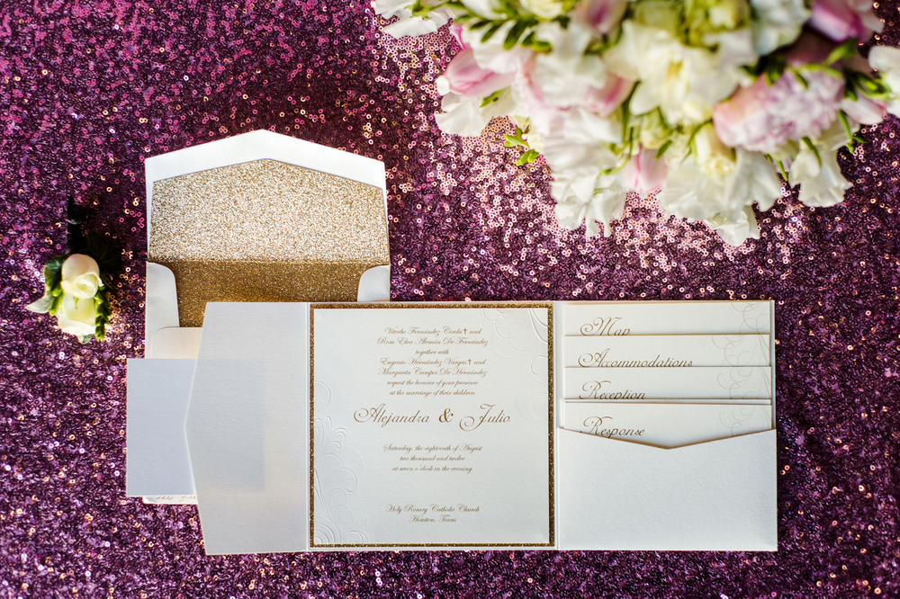 daytoremember.net | Motley Mélange | Wedding Stationery | A Day To Remember Houston Wedding Planning and Design