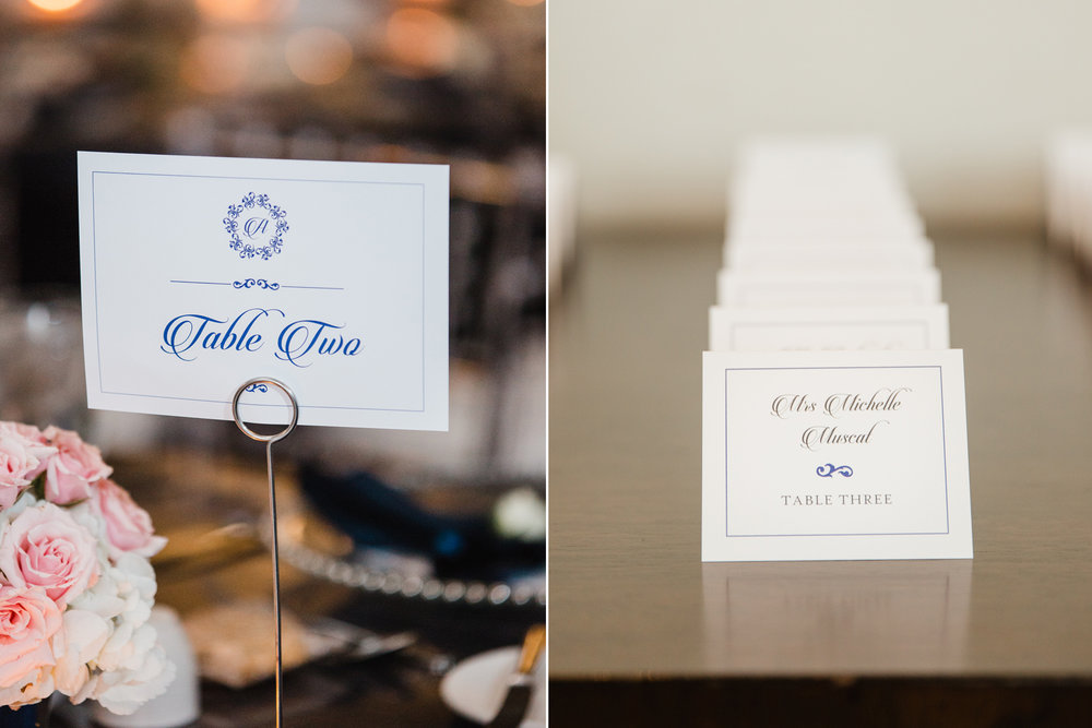 daytoremember.net | Eri Reyna Photography | Wedding Stationery | A Day To Remember Houston Wedding Planning and Design