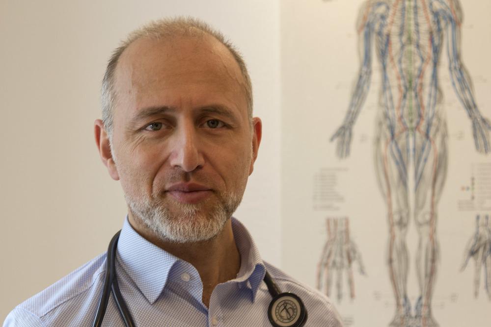 Dr. med. Masom Gharabaghi