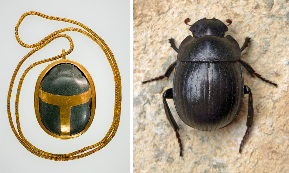 Heart Scarab Hatnefer