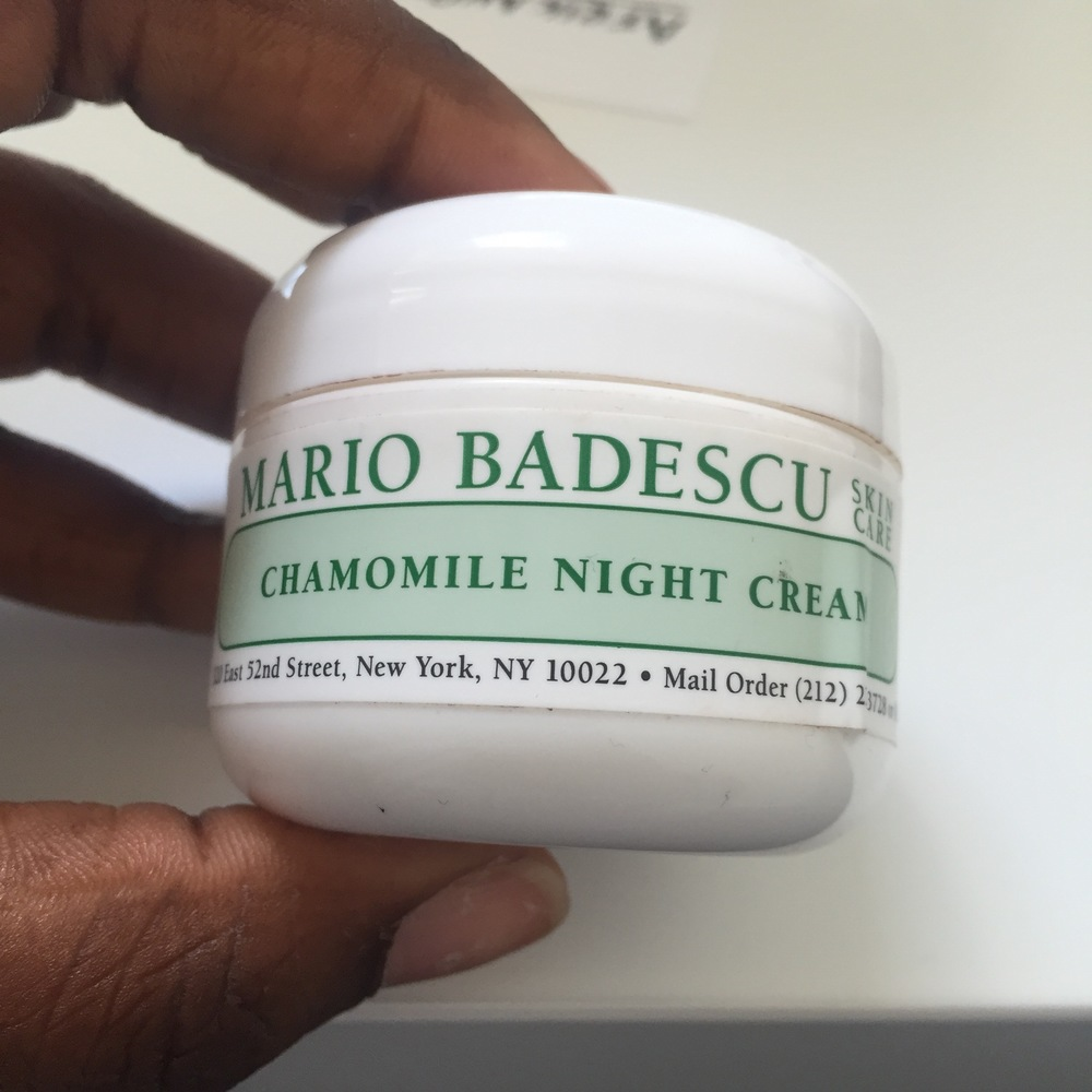 Chamomile Night Cream USD$20