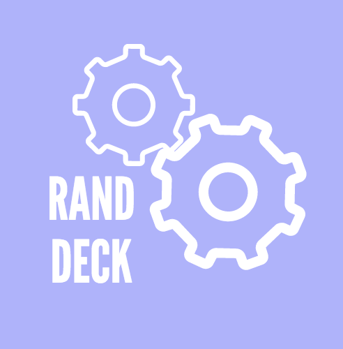 Presentation deck for the proposed research methodlogy and design for the RAND Corporation.
