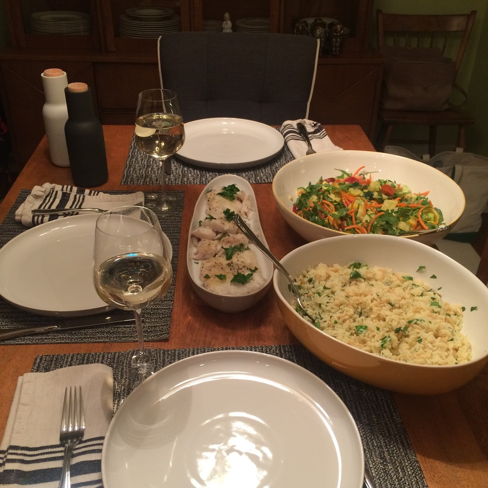 Dinnerware by Crate and Barrel