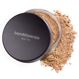 Foundation:   Bare Minerals  Matte Foundation Powder