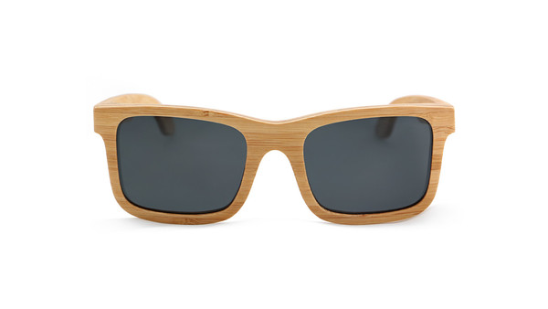 Panda  sunglasses are handcrafted from the highest quality bamboo and polarized lenses. For every pair of sunglasses purchased, Panda provides and eye exam and pair of prescription glasses to someone in need.