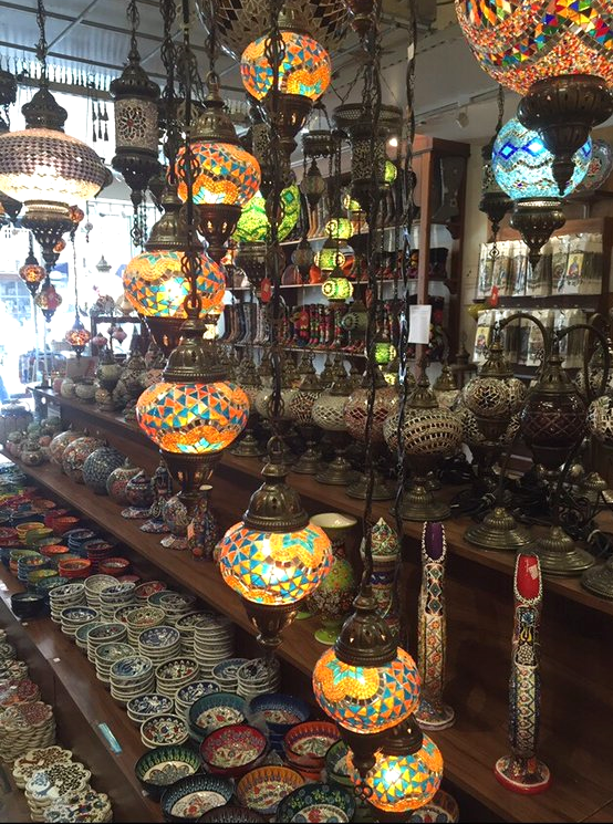 Not to be missed is the   Turkish Grand Baazar   on Cannery Row.