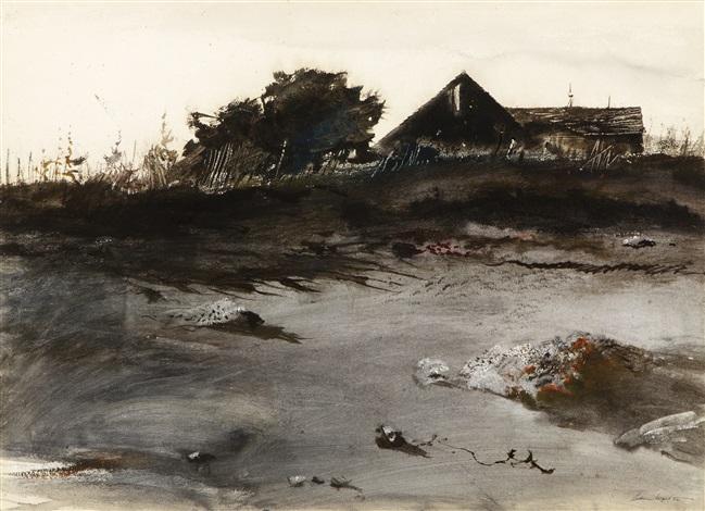 Wet Sand  , 1952