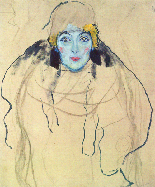 Portrait of a Lady,  1917