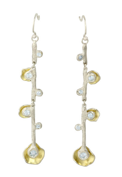 NEW! Muse Bloom Earrings, $375