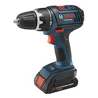 Bosch 18-Volt 1/2-in Cordless Drill, $189.73