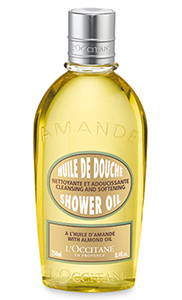 L'Occitane Almond Shower Oil, $25