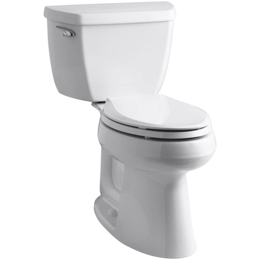 Kohler Enlongated Highline in White,  $189